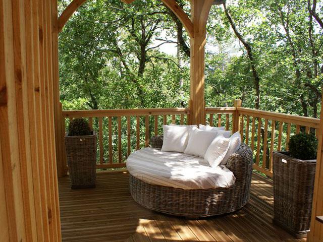 vakantiehuis la cabane au bord du lac biscarrosse europa bed breakfast. Black Bedroom Furniture Sets. Home Design Ideas